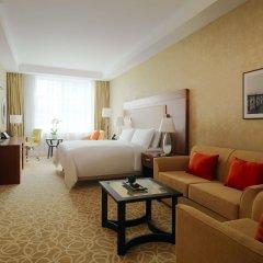 Гостиница Marriott Novy Arbat Москва комната для гостей фото 4
