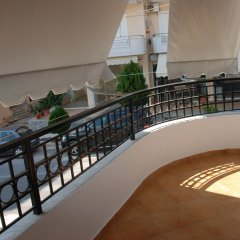 Отель Villa Finix Саранда балкон