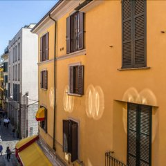 Отель Living Milan - Fiori Chiari 26 балкон