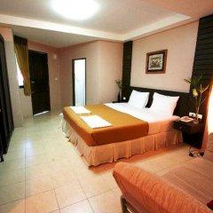 Отель PK Mansion Таиланд, Пхукет - отзывы, цены и фото номеров - забронировать отель PK Mansion онлайн сейф в номере