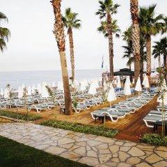 Meryan Hotel Турция, Окурджалар - отзывы, цены и фото номеров - забронировать отель Meryan Hotel - All Inclusive онлайн пляж фото 3