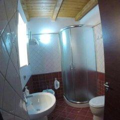 Апартаменты Il Molo Apartment Порт-Эмпедокле ванная