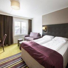 Отель Scandic Lillehammer Hotel Норвегия, Лиллехаммер - отзывы, цены и фото номеров - забронировать отель Scandic Lillehammer Hotel онлайн комната для гостей фото 2