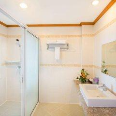 Отель Tri Trang Beach Resort by Diva Management ванная фото 2