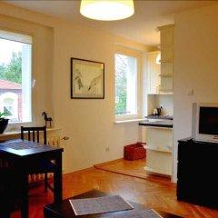 Отель Victus Apartamenty - Gardenia 3 Сопот комната для гостей фото 3