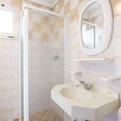 Hotel Aldebaran Римини ванная фото 2
