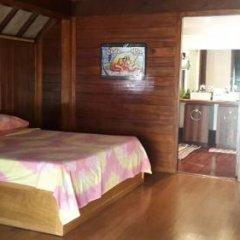 Отель Bungalow Manuka Французская Полинезия, Бора-Бора - отзывы, цены и фото номеров - забронировать отель Bungalow Manuka онлайн комната для гостей фото 2