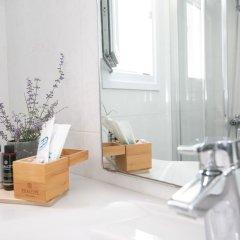 Отель Apanomeria Boutique Resident Греция, Остров Санторини - отзывы, цены и фото номеров - забронировать отель Apanomeria Boutique Resident онлайн ванная фото 2