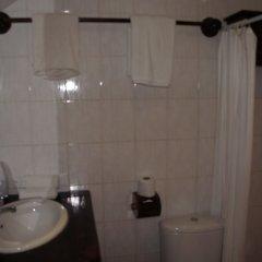 Отель Villa Lao Wooden House ванная