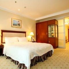 Отель Metropark Hotel Shenzhen Китай, Шэньчжэнь - отзывы, цены и фото номеров - забронировать отель Metropark Hotel Shenzhen онлайн комната для гостей фото 2