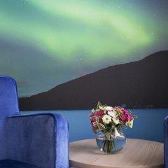 Отель Thon Hotel Nordlys Норвегия, Бодо - отзывы, цены и фото номеров - забронировать отель Thon Hotel Nordlys онлайн фото 2