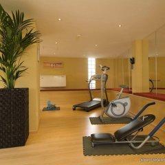 Отель NH Brussels Louise фитнесс-зал