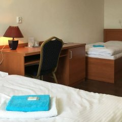 Отель Penzion Village Чехия, Карловы Вары - отзывы, цены и фото номеров - забронировать отель Penzion Village онлайн удобства в номере фото 2