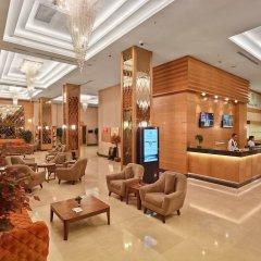 Palmiye Hotel Gaziantep Турция, Газиантеп - отзывы, цены и фото номеров - забронировать отель Palmiye Hotel Gaziantep онлайн интерьер отеля фото 3