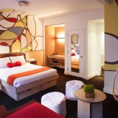 Отель Pod 51 США, Нью-Йорк - 9 отзывов об отеле, цены и фото номеров - забронировать отель Pod 51 онлайн комната для гостей фото 5