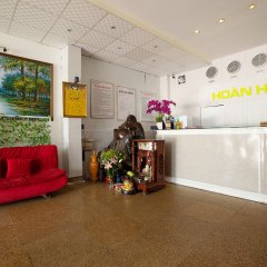 Hoan Hai Hotel интерьер отеля фото 2