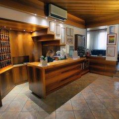 Отель Albergo Delle Alpi Беллуно в номере