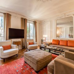 Отель We Stay - Arc de Triomphe 75017 Франция, Париж - отзывы, цены и фото номеров - забронировать отель We Stay - Arc de Triomphe 75017 онлайн комната для гостей фото 3