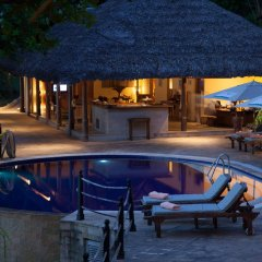 Отель Cerf Island Resort бассейн фото 2