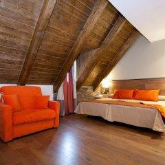 Отель Nubahotel Vielha комната для гостей фото 5