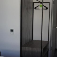 Отель 7 Days Premium Munich-sendling Мюнхен сейф в номере