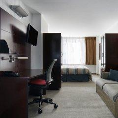 Отель Radisson Hotel New York Midtown-Fifth Avenue США, Нью-Йорк - 1 отзыв об отеле, цены и фото номеров - забронировать отель Radisson Hotel New York Midtown-Fifth Avenue онлайн комната для гостей фото 2