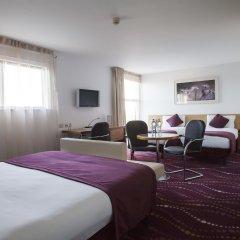Louis Fitzgerald Hotel комната для гостей