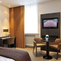 Отель Parkhotel Kortrijk Бельгия, Кортрейк - отзывы, цены и фото номеров - забронировать отель Parkhotel Kortrijk онлайн комната для гостей фото 4