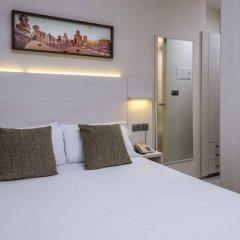 Отель SERHS Carlit Испания, Барселона - 4 отзыва об отеле, цены и фото номеров - забронировать отель SERHS Carlit онлайн комната для гостей фото 4