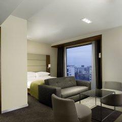 Отель DoubleTree by Hilton Zagreb комната для гостей