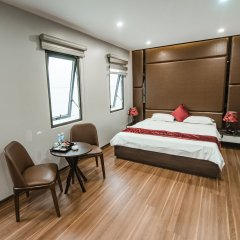 Ha Long Trendy Hotel комната для гостей фото 2
