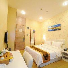 Отель Youth Sunshine Hou Bin Branch Китай, Сямынь - отзывы, цены и фото номеров - забронировать отель Youth Sunshine Hou Bin Branch онлайн комната для гостей фото 3