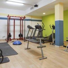 Отель Daniya Alicante фитнесс-зал фото 2