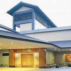 Отель Yukyo no Hibiki Yusai Минамиогуни вид на фасад