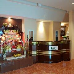 Отель S.E.T Thanmongkol Residence интерьер отеля