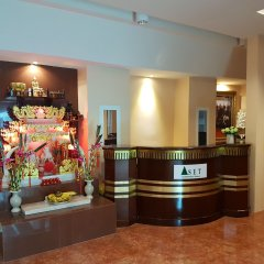 Отель S.E.T Thanmongkol Residence Бангкок интерьер отеля