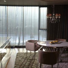 Отель Florimont Emirates Apart Hotel Болгария, София - отзывы, цены и фото номеров - забронировать отель Florimont Emirates Apart Hotel онлайн интерьер отеля фото 2
