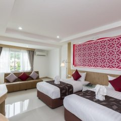 Отель Triple Three Patong 3* Номер Делюкс фото 5