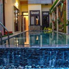 Отель Ngo Homestay Хойан бассейн