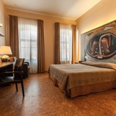 Гостиница Невский Форум 4* Стандартный номер с двуспальной кроватью фото 29