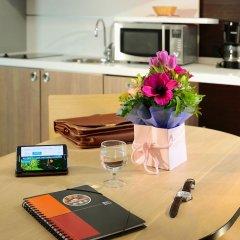 Апартаменты Residéal Premium Cannes - Apartments интерьер отеля