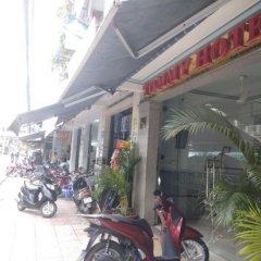 Tommy Hotel Nha Trang парковка