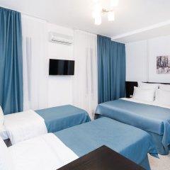 Гостиница Силуэт комната для гостей фото 4