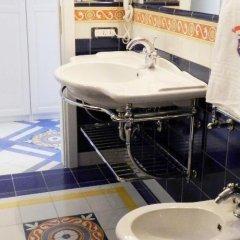 Отель Croce di amalfi Италия, Амальфи - отзывы, цены и фото номеров - забронировать отель Croce di amalfi онлайн ванная фото 2