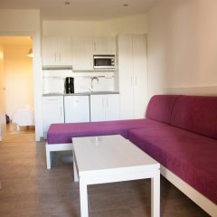 Отель Apartamentos Playa Ferrera комната для гостей фото 4