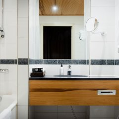GLO Hotel Espoo Sello ванная