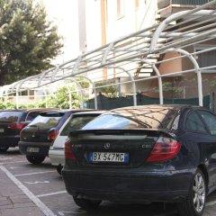Отель Residence Eurogarden парковка