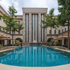 Отель Radisson Hotel, Lagos Ikeja Нигерия, Лагос - отзывы, цены и фото номеров - забронировать отель Radisson Hotel, Lagos Ikeja онлайн бассейн