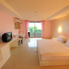 Отель Angket Hip Residence Таиланд, Паттайя - 1 отзыв об отеле, цены и фото номеров - забронировать отель Angket Hip Residence онлайн комната для гостей фото 3