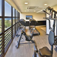 Arena Ipanema Hotel фитнесс-зал